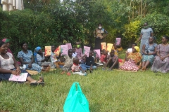 Children-and-thier-parents-in-Namanyonyi-cluster